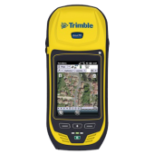 Trimble Geo 7X Handheld с модулем дальномера, w/Trimble Access